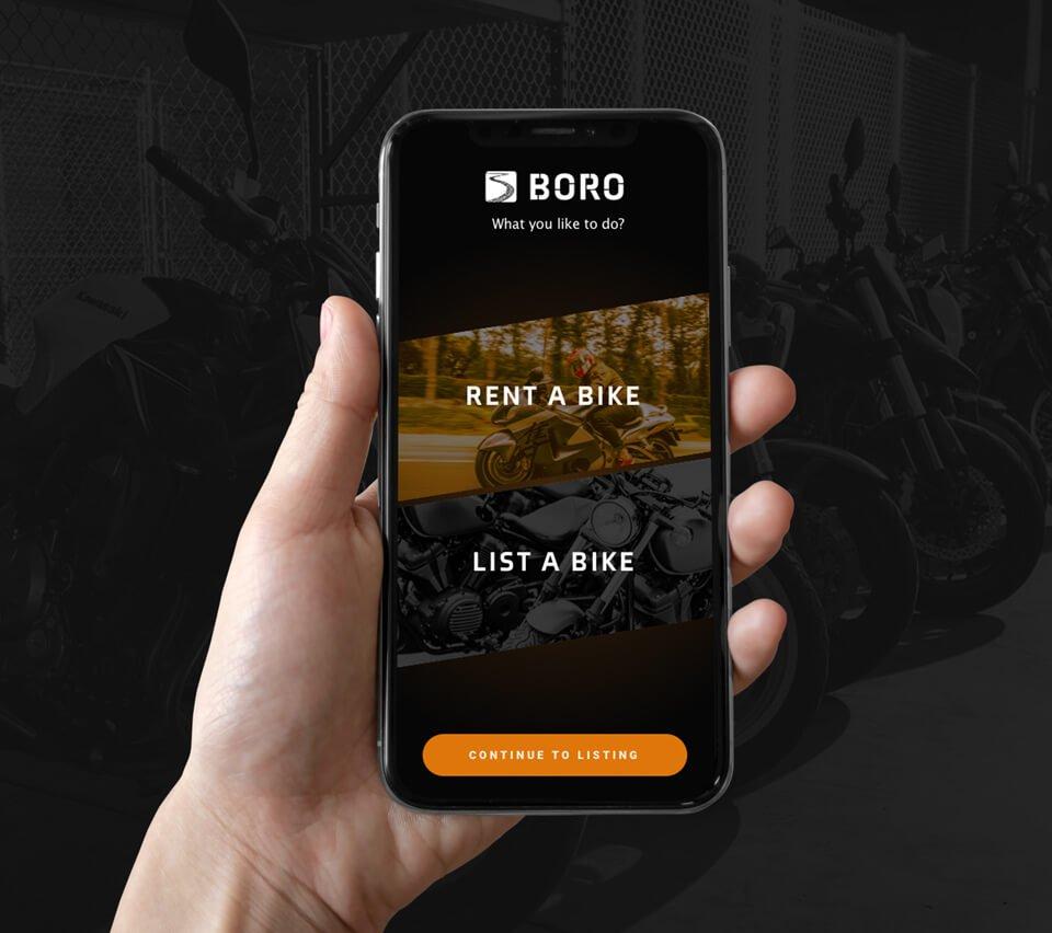 BORO App