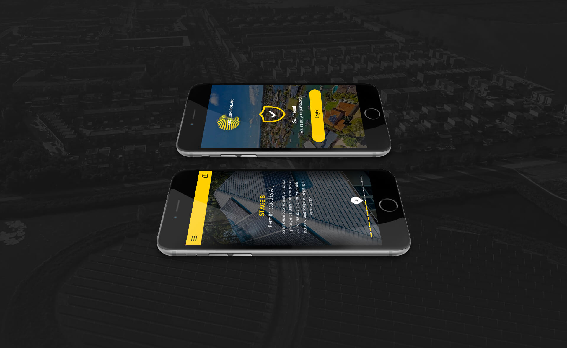 Goldin Solar App
