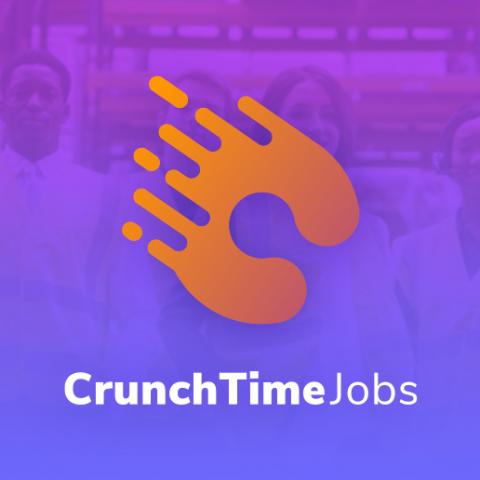 Crunch Time Jobs